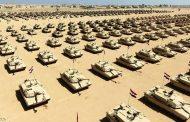 بحضور القائد العام للجيش تخريج دفعة من الجيش الليبي بالكليات والمعاهد المصرية