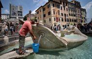الجفاف يجبر روما على ترشيد استهلاك المياه