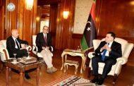 السراج يبحث مع وزير الداخلية الإيطالي عدد من ملفات التعاون المشترك
