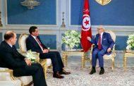 القطراني والسبسي يتفقان على الدفع بمبادرة دول الجوار الليبي