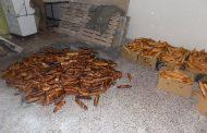 الحرس البلدي يغلق عدد من المخابز في نطاق غرب بنغازي