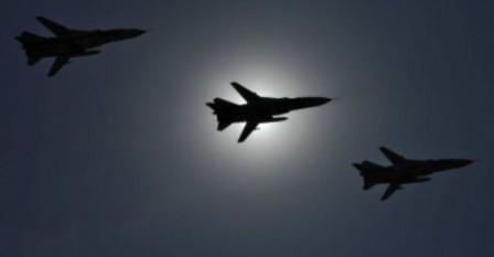 مصدر أمني في الجغبوب : طيران حربي مجهول يقصف سيارة عسكرية ومقتل سائقها