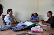 العوكلي يناقش العلاج بالخارج ومكافحة مظاهر الفساد في وزارة الصحة