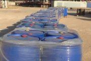 وصول مواد كيميائية لمحطة تحلية المياه طبرق قادمة من مصراتة