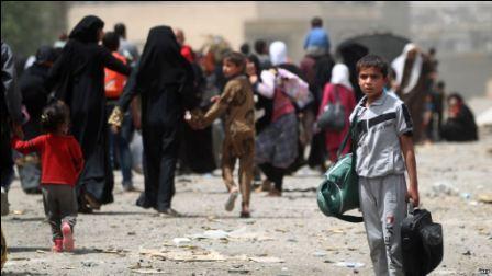 كيف لأهالي الموصل أن يشفعوا بعائلات نظام داعشي إرهابي جعل من حياتهم جحيما