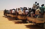 السلطات الليبية ترحل 168 مهاجرا غير شرعي يحملون الجنسية السودانية إلى بلادهم