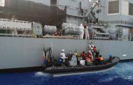 سفينة إيرلندية تنقذ مهاجرين قبالة السواحل الليبية
