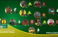 3 لاعبين من الأهلي طرابلس في تشكيلة ربع نهائي أبطال أفريقيا
