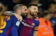 الدوري الإسباني.. سوبر هاتريك ميسي يقود برشلونة لاكتساح إيبار بنصف دستة أهداف