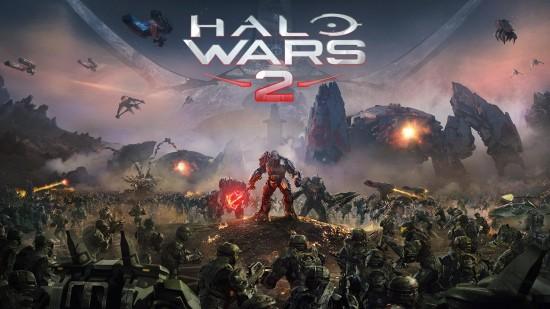 Halo Wars 2 ستعمل بدقة 4K حقيقية على جهاز Xbox One X