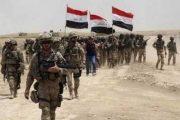 أعداد الدواعش تشح والأراضي تسترجع والحملة الهجومية مستمرة حتى تطهير الأرض