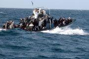 إنقاذ 123 مهاجر غير شرعي شرق طرابلس