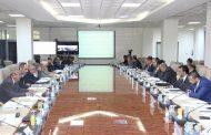 صنع الله يستعرض مع شركة الواحة النفطية برنامج العمل والميزانية المقترحة للعام 2018