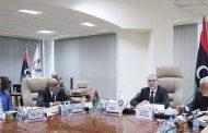 صنع الله يستعرض إجراءات إعادة تأهيل الحقول النفطية التابعة لشركة الهروج