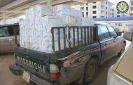 الغرفة الأمنية بنغازي تصادر أدوية منتهية الصلاحية