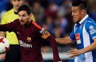 برشلونة يتلقى أول خسارة له في الموسم