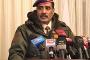 القوات المسلحة تطلق عملية غضب الصحراء وتستهدف العصابات الاجرامية