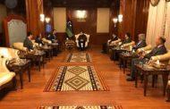 السراج يبحث مع ممثلي مستشفيات تركية الديون المترتبة على الدولة الليبية